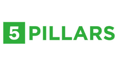 5 Pillars logo